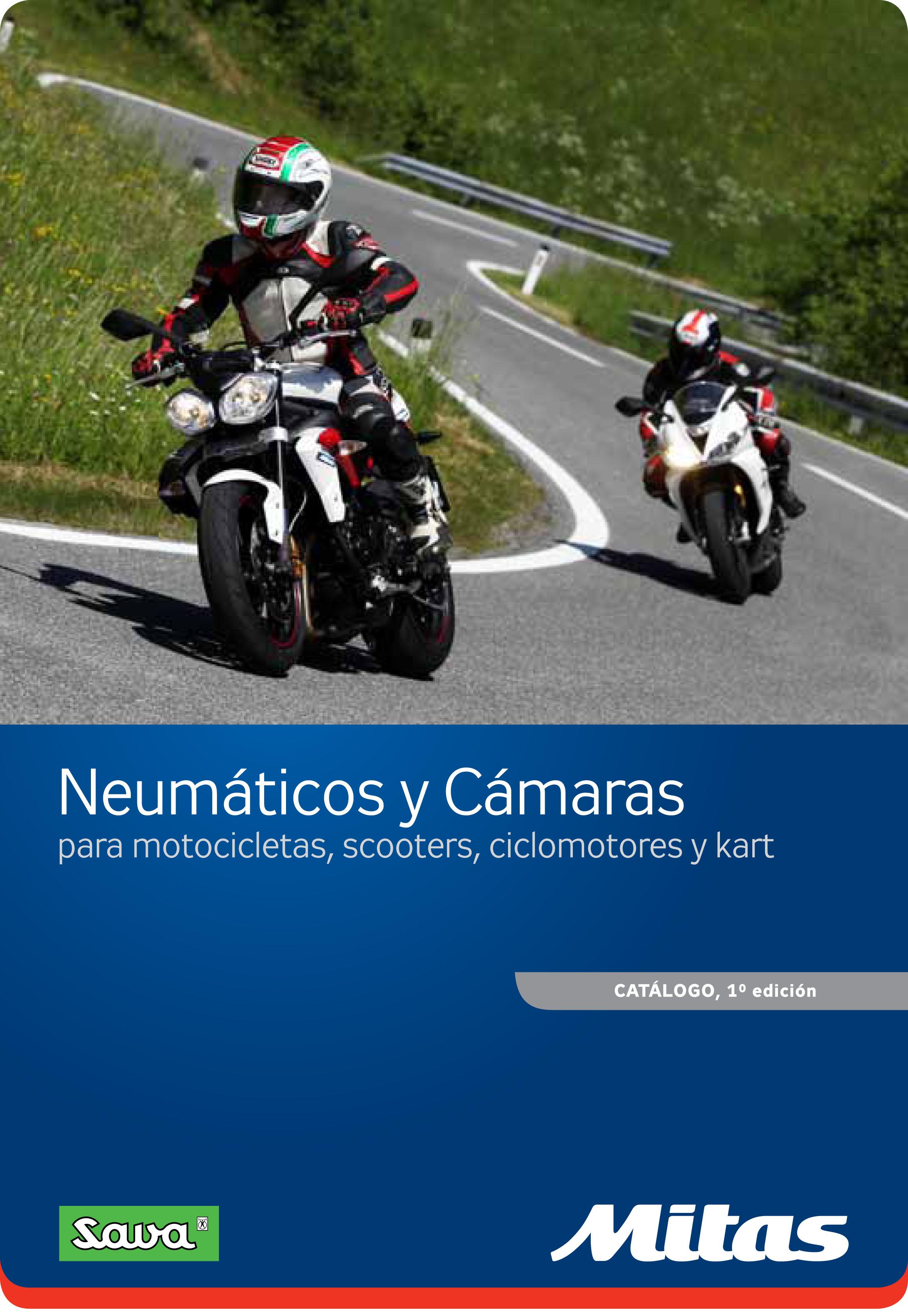 Catalogo informacion Mitas Neumoto Neumaticos Valencia